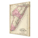 Cape May County, NJ Canvas Print