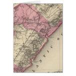 Cape May County, NJ Greeting Card