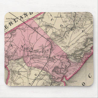 Cape May County, NJ Mouse Pad