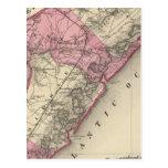 Cape May County, NJ Post Card