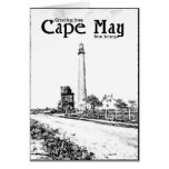 Cape May Greeting Cards