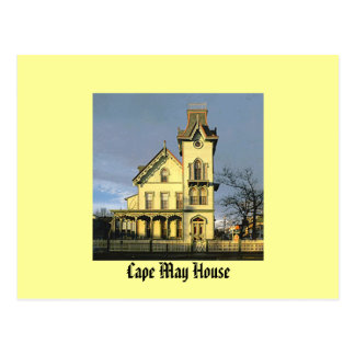 Cape May House Postcards