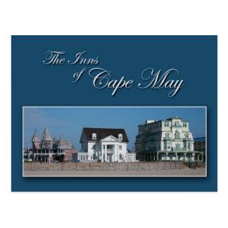 Cape May Inns Postcard