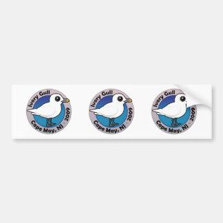 Cape May Ivory Gull Bumper Sticker