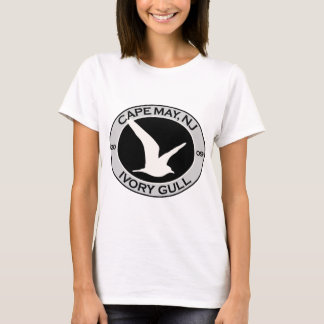 Cape May Ivory Gull T-Shirt