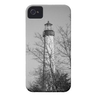 Cape May Light b/w Case-Mate iPhone 4 Case