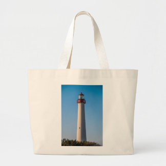 Cape May Light Large Tote Bag