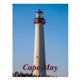 Cape May Light Postcard