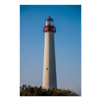 Cape May Light Poster
