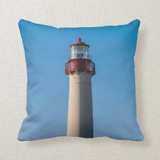 Cape May Light Throw Pillow