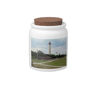 Cape May Lighthouse Candy Dish