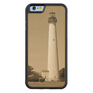 Cape May Lighthouse Carved® Maple iPhone 6 Bumper Case