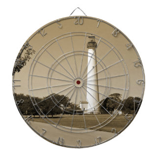 Cape May Lighthouse Dart Board