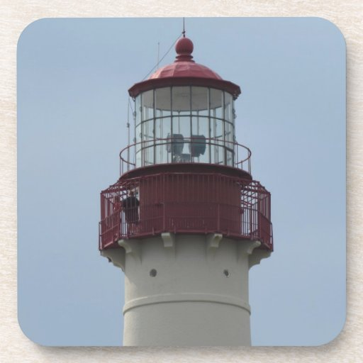 Cape May Lighthouse Drink Coaster