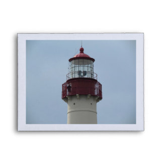 Cape May Lighthouse Envelope
