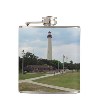 Cape May Lighthouse Flask