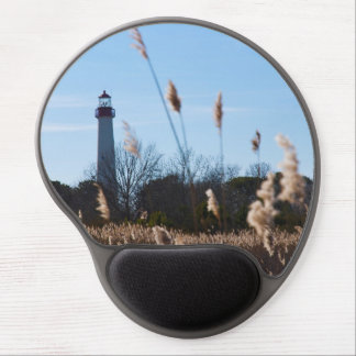 Cape May lighthouse Gel Mousepads