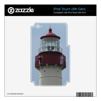 Cape May Lighthouse iPod Touch 4G Skin