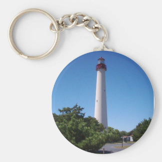 Cape May Lighthouse Key Chain