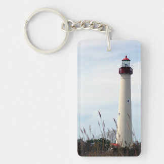 Cape May Lighthouse Keychain
