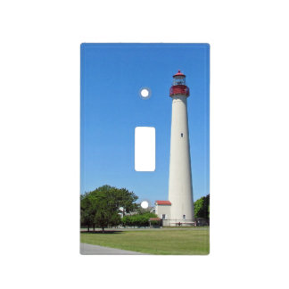 Cape May Lighthouse Light Switch Cover