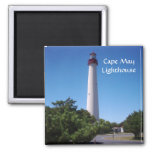 Cape May Lighthouse Magnet