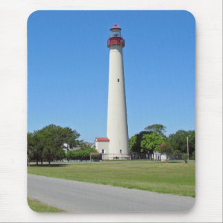 Cape May Lighthouse Mouse Pad