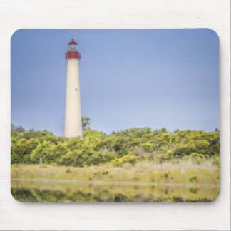 Cape May Lighthouse Mousepad