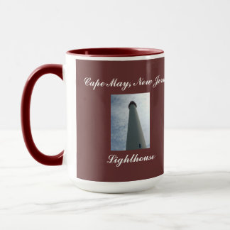Cape May Lighthouse Mug