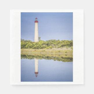 Cape May Lighthouse Napkins