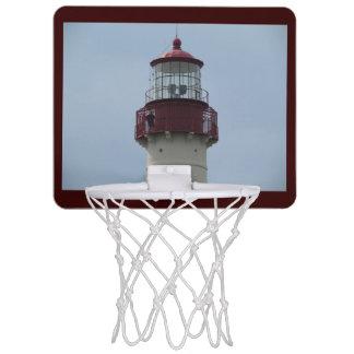 Cape May Lighthouse Mini Basketball Backboards