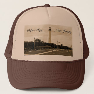 Cape May Lighthouse Trucker Hat