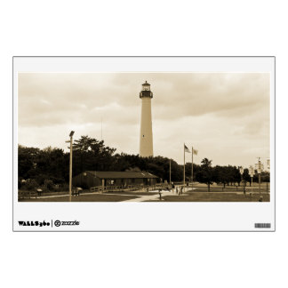 Cape May Lighthouse Wall Sticker