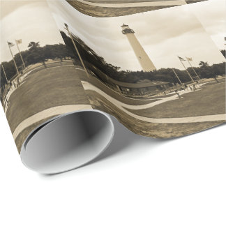 Cape May Lighthouse Wrapping Paper