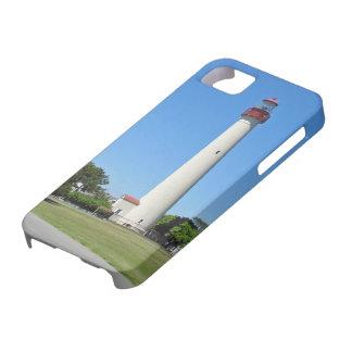 Cape May Lightouse Funda Para iPhone SE/5/5s