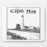 Cape May Mouse Pad