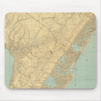 Cape May, New Jersey Mouse Pad