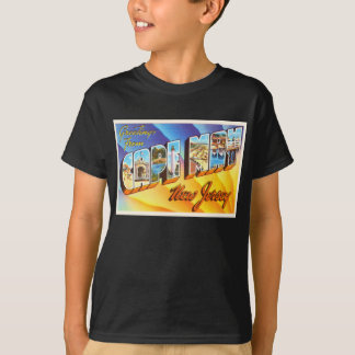 Cape May New Jersey NJ Vintage Travel Postcard- T-Shirt