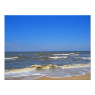 Cape May New Jersey photography poster