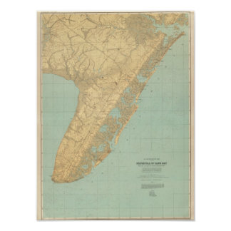 Cape May, New Jersey Poster