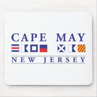 Cape May New Jersey Alfombrillas De Ratones