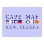 Cape May New Jersey Tarjetas Postales