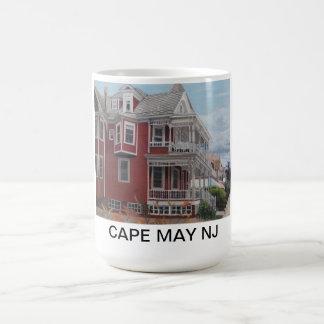 Cape May, New Jersey Taza Clásica