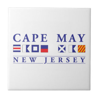 Cape May New Jersey Tile