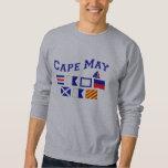 Cape May, NJ - 2 Sweatshirt