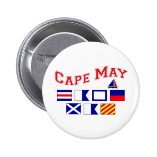 Cape May NJ Pin