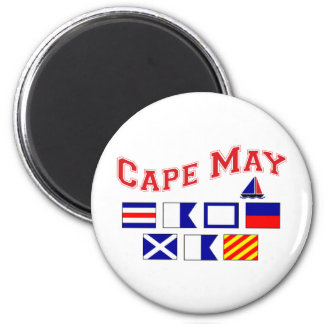 Cape May, NJ Magnet