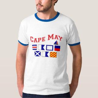 Cape May, NJ Remera