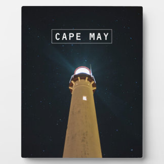 Cape May. Display Plaques