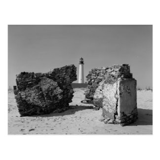 Cape May Point Lighthouse Postcard